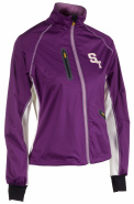 Куртка ST Exercise jacket wo`s, фиолетовый