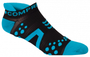 Носки COMPRESSPORT V2 RUN LO черно-синие