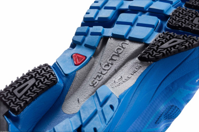 Кроссовки SALOMON SONIC PRO UNION BLUE/BL/BL фото 20932