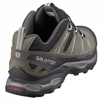 Кроссовки SALOMON X ULTRA LTR BLACK/ATOB/GRCL фото 20722