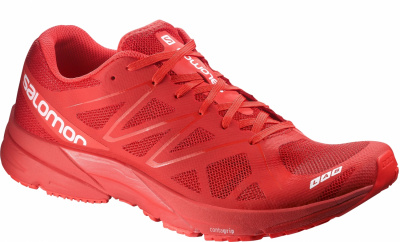 Кроссовки SALOMON SHOES S-LAB SONIC RACING RED/R фото 20909