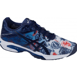 Кроссовки ASICS GEL - SOLUTION SPEED 3 L.E. PARIS