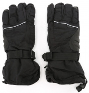 PROGLOVE unisex glove with removable inner glove, перчатки спорт. (060) чер