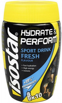 Изотоник ISOSTAR Hydrate & Perform FRESH 400гр. фото 19404