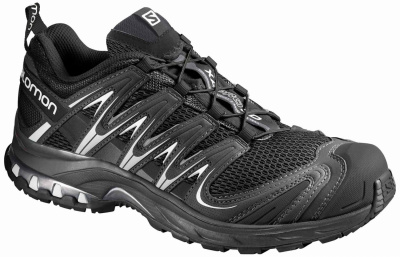 Кроссовки SALOMON XA PRO 3D W BLACK/BLACK/WHITE фото 24997